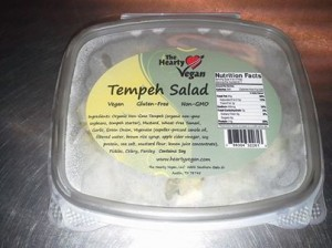 Tempeh Mock Chicken Salad