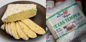 Hearty Vegan: Texas Tempeh