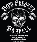 Bone Breaker Barbell